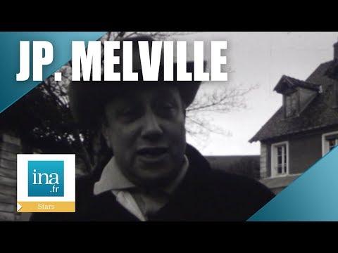 Jean-Pierre Melville tourne 'Le Cercle Rouge' | Archive INA