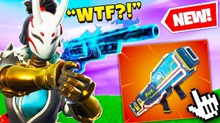 Así que le di un Fortnite Pro SECRET WEAPONS...