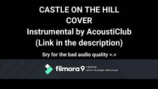 Castle on the Hill - Ed Sheeran | Cover