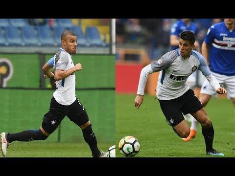 Rafinha Alcântara And João Cancelo vs Sampdoria(18/03/2018)17-18 HD720p by轩旗