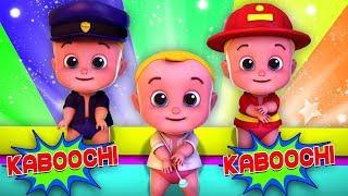 Kaboochi tanssi laulu | lauluja lapsille | vauva laulu | Kaboochi Dance Challenge | Kids Tv Suomi