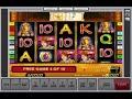 Book Of Ra Slot Machine - Free Spin Bonus And Big Win