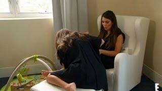 Kim Kardashian Uses Kourtneys Milk
