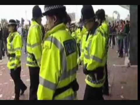 Man United Fans ANTI-GLAZER protest !   ManUnitedFansHQ