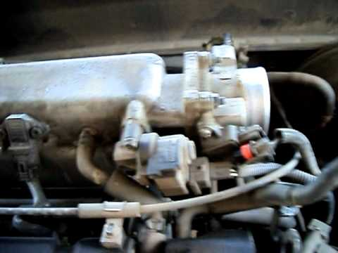 Bulletin Hyundai 2 0 L Throttle Body And Pcv Location