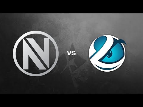 Team EnVy vs. Luminosity Gaming - DreamHack Open Atlanta 2018 (Dust II | Map 1)