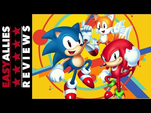 Sonic Mania - Easy Allies Review