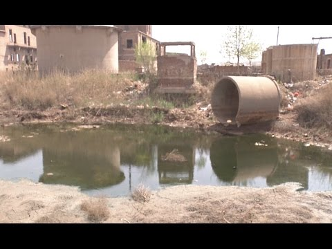 China Environmental Watchdog Urges Clean up of Sewage Pits