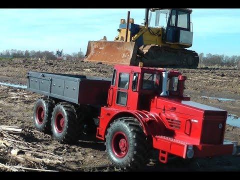 Kirovets trattori 0