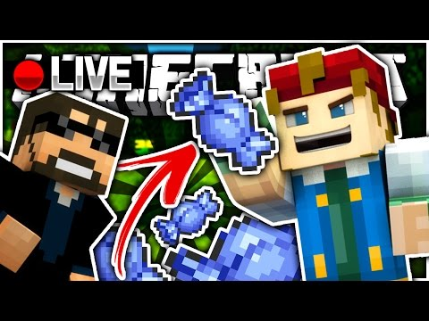 Minecraft   AUTOMATING RARE CANDIES AND FOSSILS W/ SSUNDEE!!   Pokemon Craft