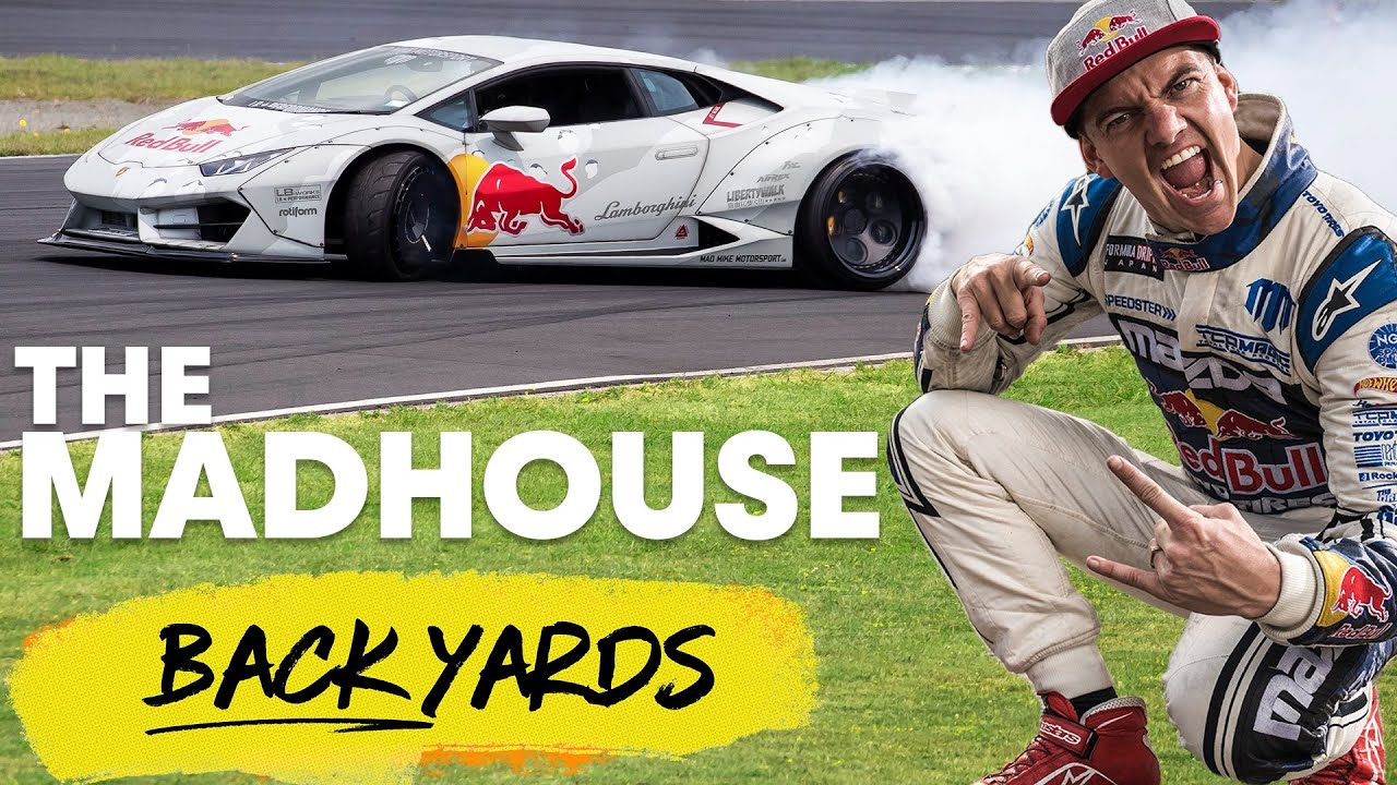Mad Mike Opens Up The Motorsport Madhouse | Red Bull Backyards Ep. 11