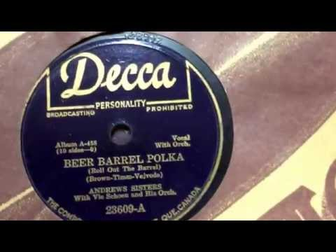 78rpm record collection