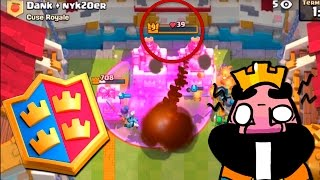 BARAJA IMPARABLE!? CLASH ROYALE - 2vs2 con sTaXx