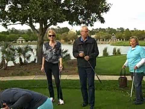 World Golf Village Putting Course & Imax