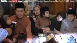16 Jam Berpuasa - Dugaan Ramadhan Masyarakat Malaysia Di Amerika Syarikat (New York & Washington DC)