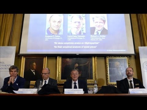 U.S. Trio Awarded Nobel Prize for Economics