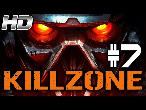 KILLZONE (HD Remastered Walkthrough) Chapter 7 - Hunting Traitor [PS2, PS3]