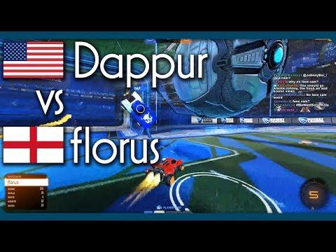 Dappur (Rank 1) vs Florus (Rank 6)