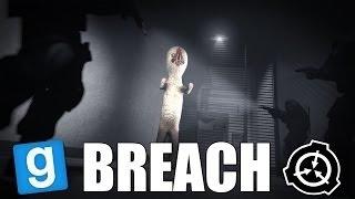 Ostra Końcówka!/ SCP: Breach Garry's Mod z Ekipą#13/w: Ekipa