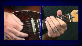 Blues Guitar Lesson: Muddy Waters Catfish Blues Style Lick