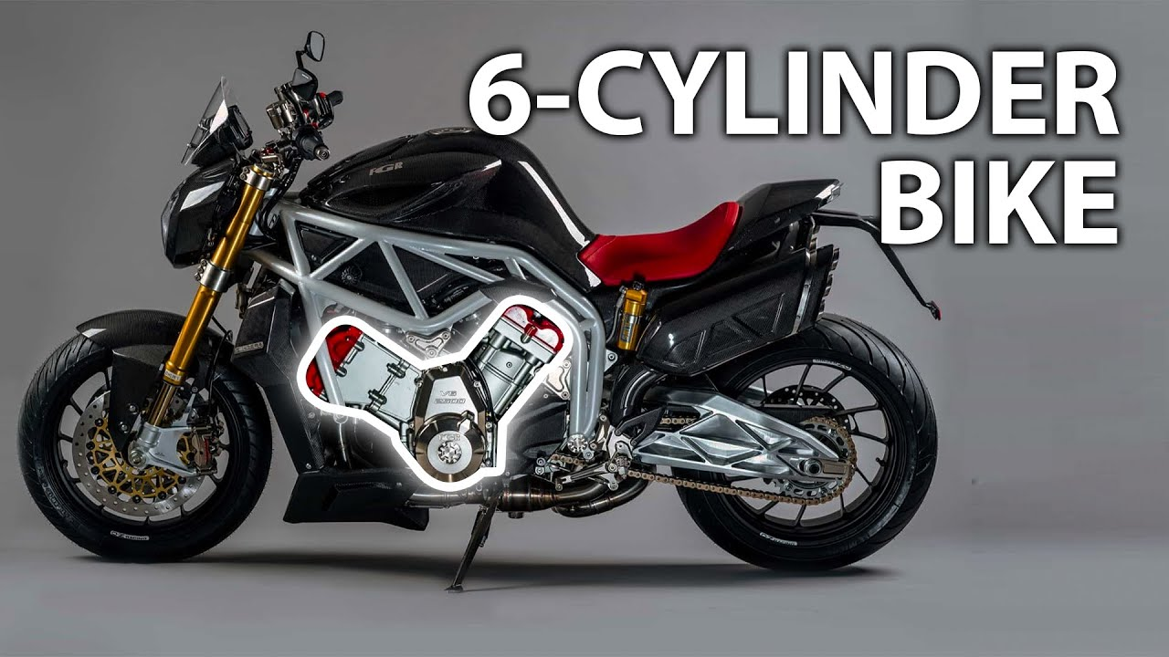 The Only 12 Six Cylinder Bikes Ever Built