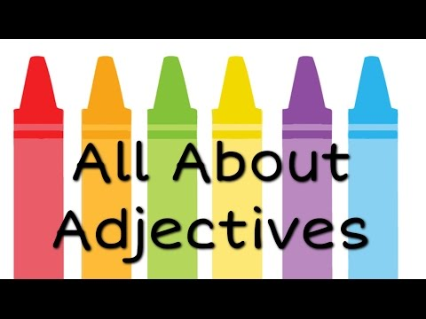 All About Adjectives: English Grammar for Kids - FreeSchool