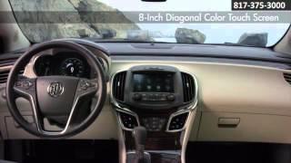 2016 Buick LaCrosse Arlington Fort Worth Bedford TX 76018