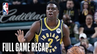PACERS vs HORNETS | Indiana Goes For 6th Straight Victory | February 11, 2019