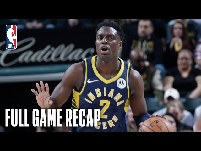 PACERS vs HORNETS   Indiana Goes For 6th Straight Victory   February 11, 2019