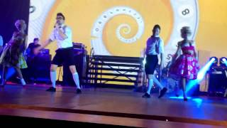 "Сергей Лазарев - ""7 цифр и звонок"" Шоу The Best в Чебоксарах"