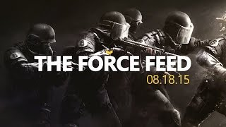 R6 Delay, Zombi, TGT Cards [The Force Feed]