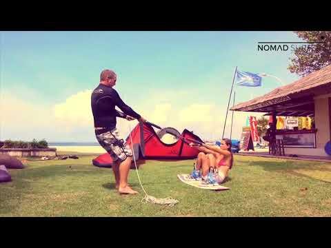 NOMAD SURFERS: BALI KITESURF SCHOOL