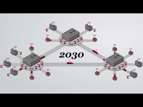 Trucking 4.0: An Autonomous Vehicle Ecosystem