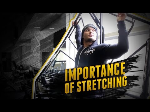 Proper Stretching Techniques with Jeremy Buendia