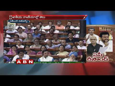 TDP Succeed In Turning The Nation's Attention Towards AP Issue In Lok Sabha