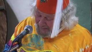 PEACE SYMBOL 52nd BIRTHDAY PARTY- WAVY GRAVY-PART  TWO