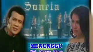 Menunggu Rhoma irama feat Rita sugiarto