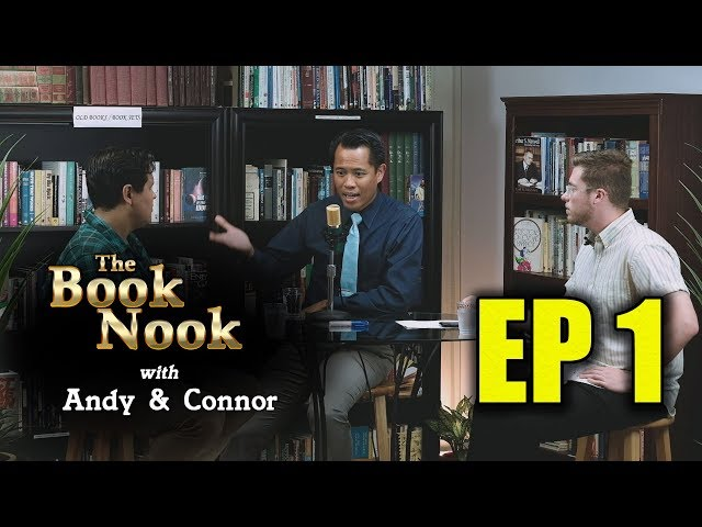 The Book Nook - Ep.1 Interview with Dr. Salagubang