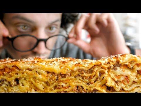 11 Chef Skills I Learned Making Fresh Lasagna...