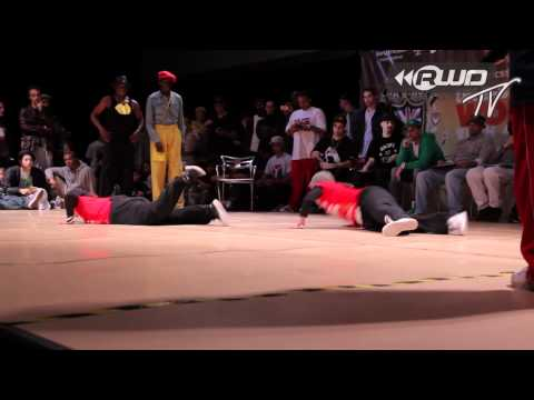 Sony Ericsson UK B-Boy Championship World Finals Video Special - HD