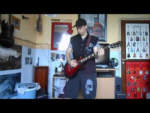 In Extremo Feuertaufe Guitar Cover)