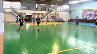 Гандбольная команда Мелитополь 98 в Кишинёве