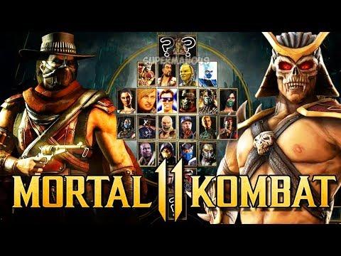 MORTAL KOMBAT 11: All NEW Characters REVEALED! Possible MK11 Roster Breakdown (Mortal Kombat 11) thumbnail