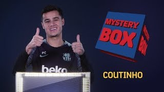 MYSTERY BOX   Philippe Coutinho