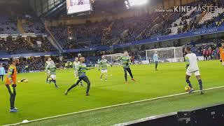 181215 EPL 첼시 VS 맨시티 직관 분위기!!  EPL Chelsea VS Manchester city
