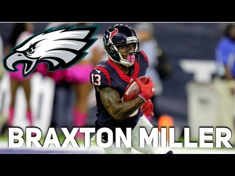 Eagles Sign Braxton Miller To Practice Squad & Could He Work Out For The Eagles