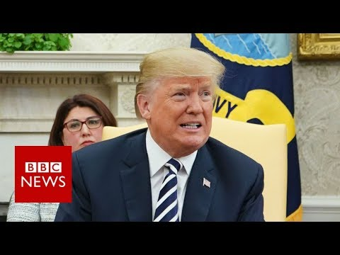Donald Trump: I congratulated Putin on his Victory - BBC News