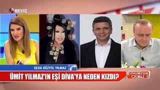 Ümit Yılmaz'ın eşi, Bülent Ersoy'a neden kızdı?