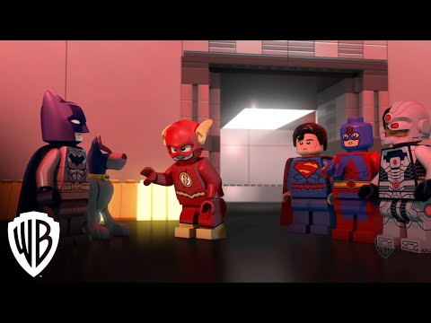 """Time Loop"" clip - LEGO DC Super Heroes: The Flash"
