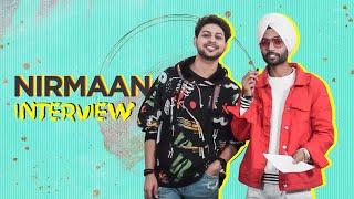 Nirmaan Interview at Gaana Crossblade Music Festival | Chandigarh